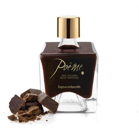 Peinture corporelle Chocolat