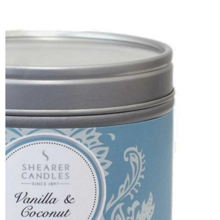 Bougie parfumée Coco Vanille