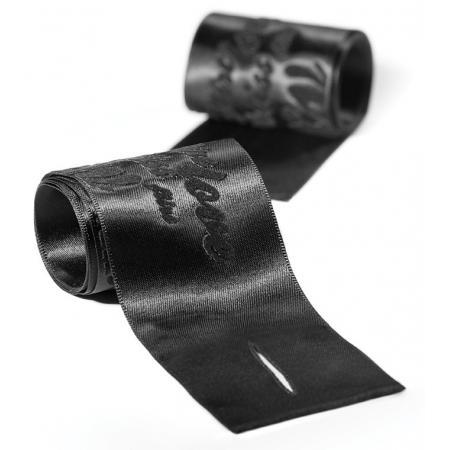 Menottes en tissu Silky Sensual Handcuffs