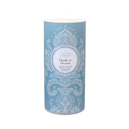 Bougie parfumée décorative Vanille Coco