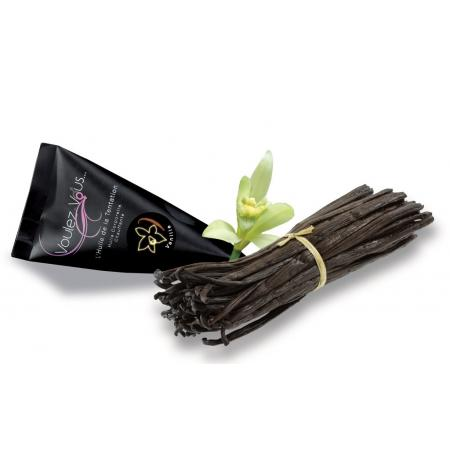 Huile de massage chauffante Vanille