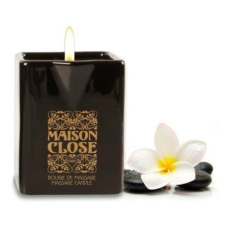 Bougie de massage Monoï - Grand format