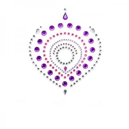 Flamboyant Violet Rose