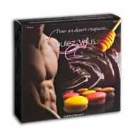 Coffret massage Dessert Sensuel