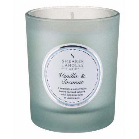 Bougie parfumée Vanille Coco - Grand format