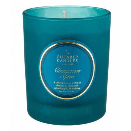 Bougie parfumée Cannelle Epices - Grand format