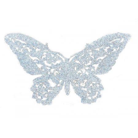 Bijou de peau Papillon Argent