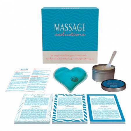 Coffret de massage érotique