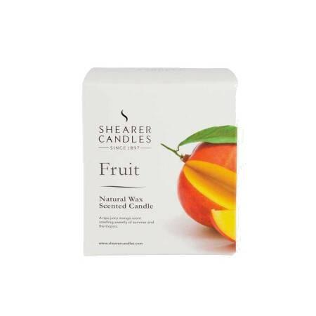 Bougie parfumée Fruits Exotiques - Grand format