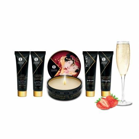 Coffret de Massage Erotique Geisha