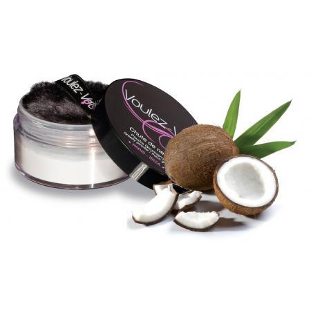 Poudre Corps gourmande Noix de coco