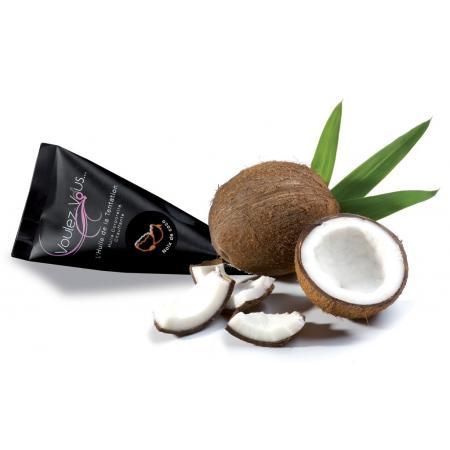 Huile de massage chauffante Noix de Coco