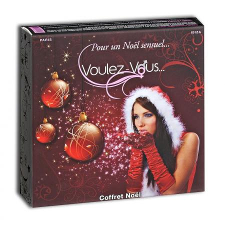 Coffret massage Noël