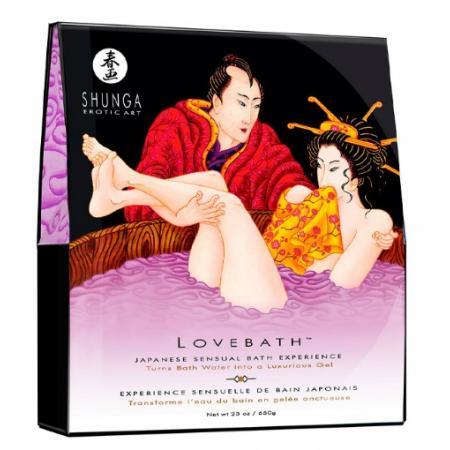 Gel de bain sensuel Lovebath