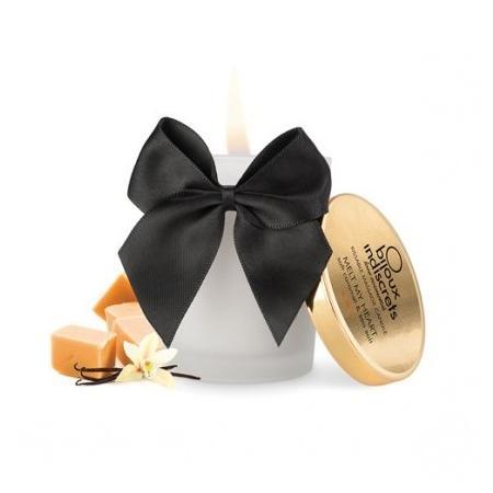 Bougie massage Caramel beurre salé - 100% Vegan
