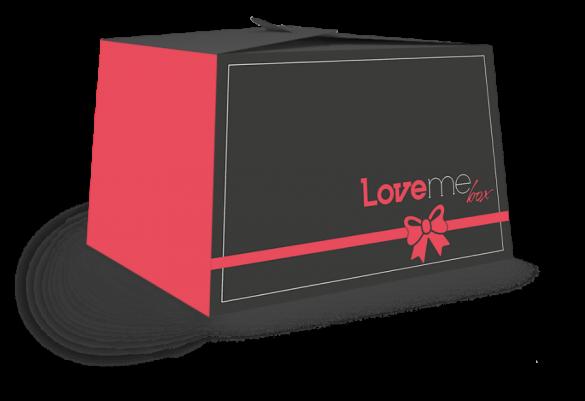 Coffret coquin Love Me Box